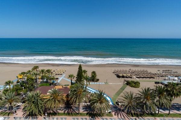 Španielsko/Andalúzia: Apartamentos Bajondillo 4*