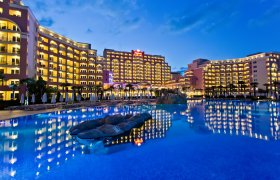 DIT Majestic Beach Resort recenzie