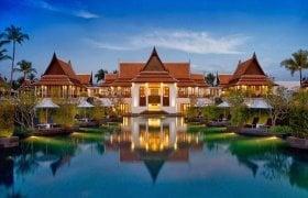 Jw Marriott Phuket Resort & Spa recenzie
