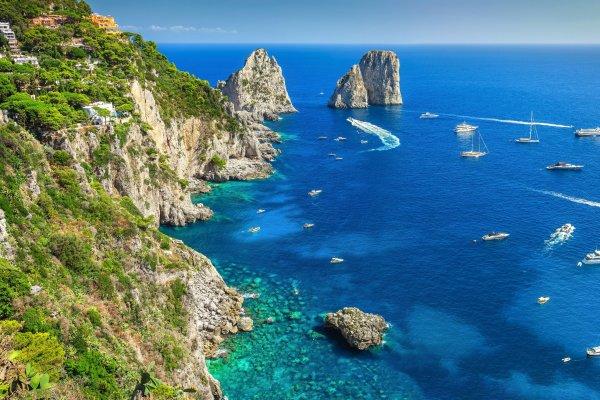 Ischia: Galidon Thermal 3* s výletom na Capri