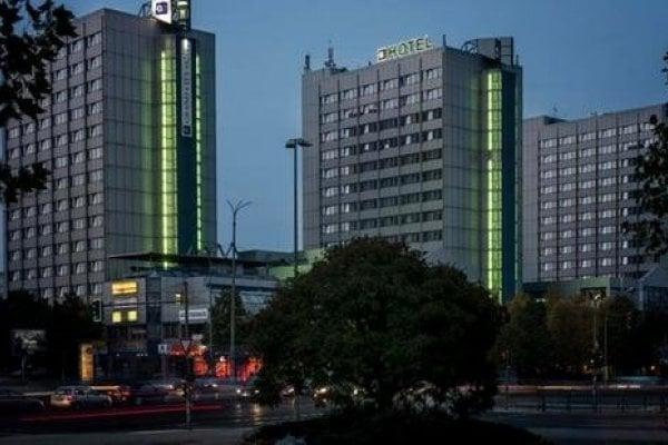 Hotel City Berlin East