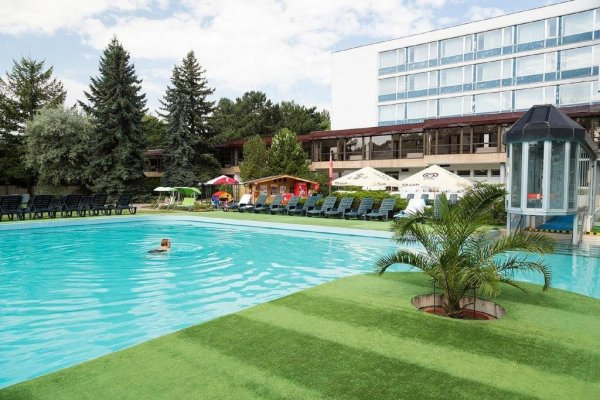 Piešťany: Splendid Esnana Health Spa Hotel 3*