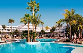 Hotel Riu Paraiso Lanzarote Resort recenzie