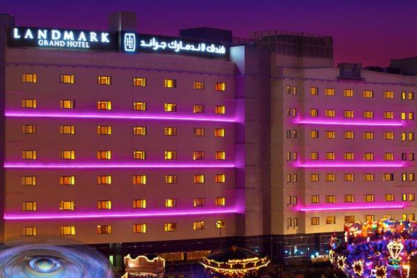 Landmark Grand Hotel, Deira
