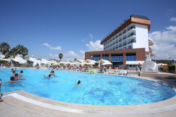 Throne Beach Resort