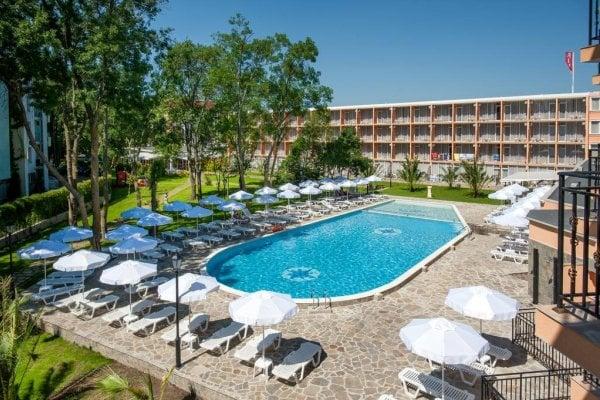 Bulharsko: Hotel Riva 3*