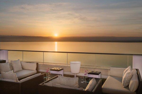 Jordánsko, Mŕtve more: Hilton Dead Sea Resort 5* z Krakova