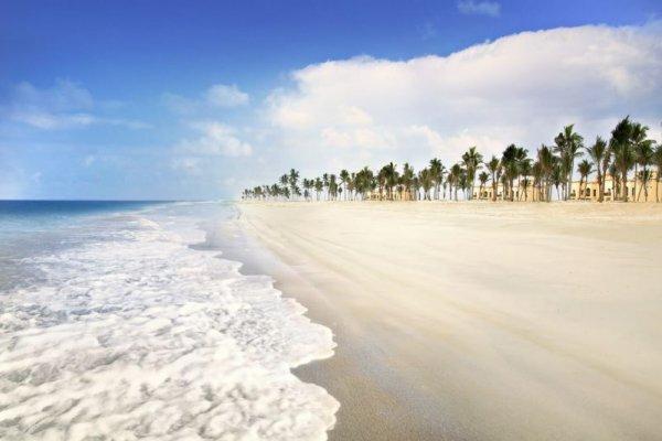 Dubaj a Omán: TOP destinácie na relax