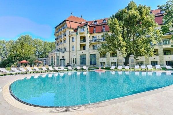 Piešťany: Thermia Palace Ensana Health Spa Hotel 5*