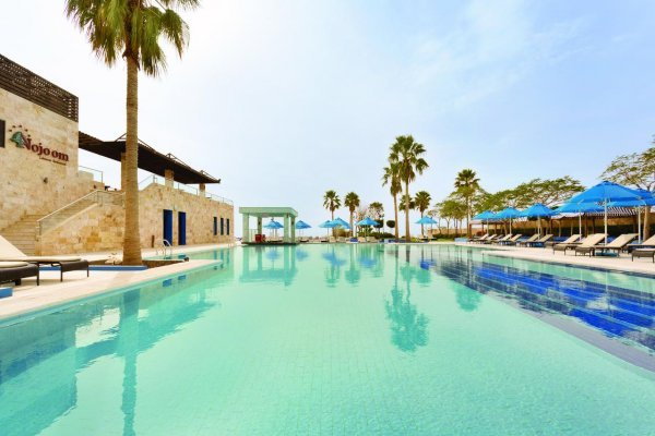 Jordánsko, Mŕtve more: Ramada Resort 4* z Krakova