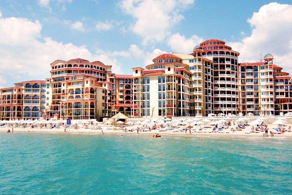 Bulharsko: Andalucia Beach 3*