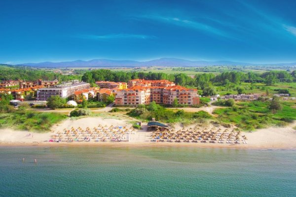 Bulharsko: Hacienda Beach 4*