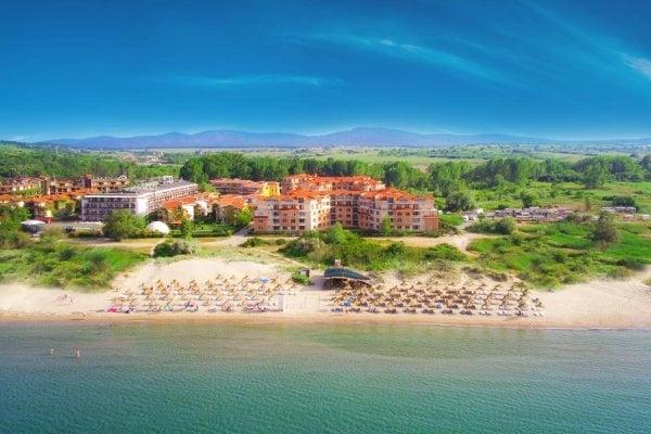 Bulharsko: Hacienda Beach 4*