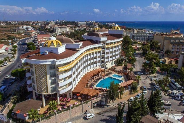 Side Alegria Hotel & Spa - Erwachsenenhotel