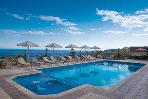 Irida Hotel Apartments Agia Pelagia