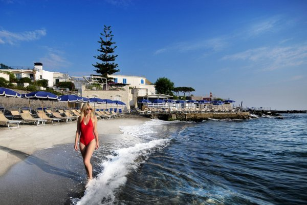 Deluxe Ischia: Grand Punta Molino Terme 5*