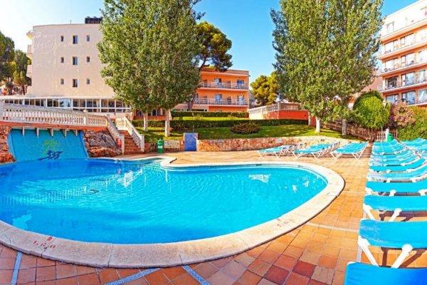 Malorka: Palma Bay Club Resort 3* z Bratislavy