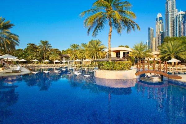 Dubaj: Metropolitan Hotel 4* S Emirates