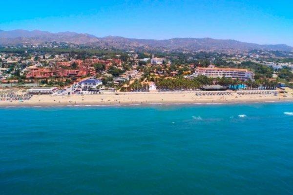 Španielsko/Costa del Sol: Diverhotel Marbella 3*
