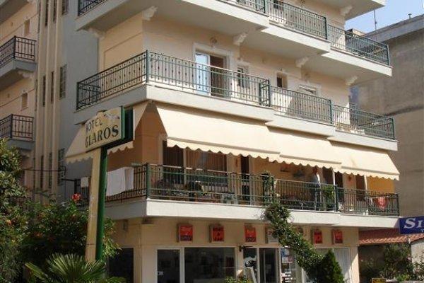 Apartmány Glaros