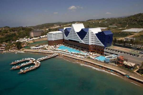 Orange County Alanya Resort Hotel