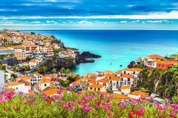 Madeira: Ostrov večnej jari a zelene