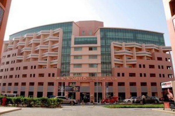 Parkside Suites Hotel Apartment