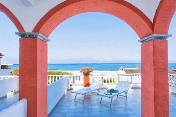 Ischia: La Scogliera 4*
