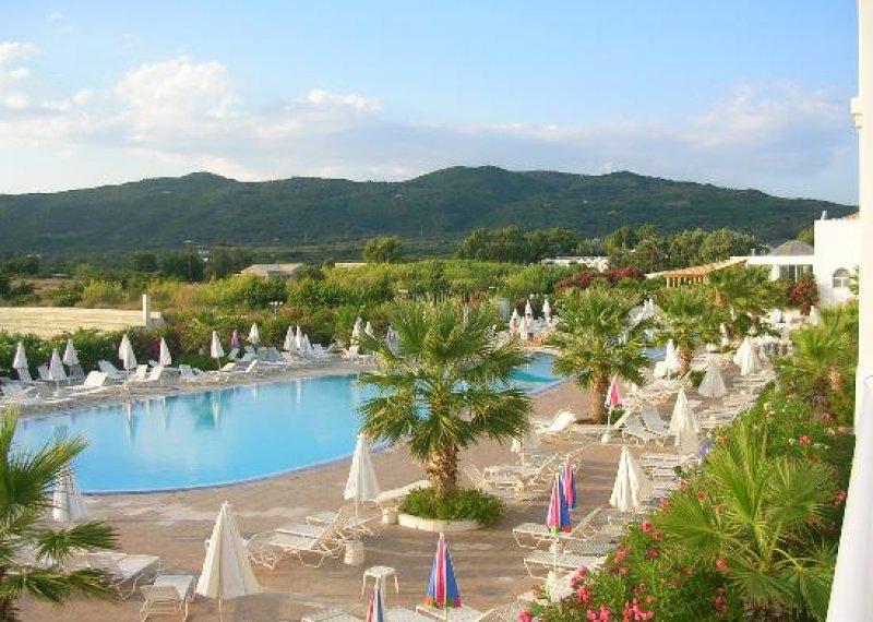 Hotel Palm Beach Corfu