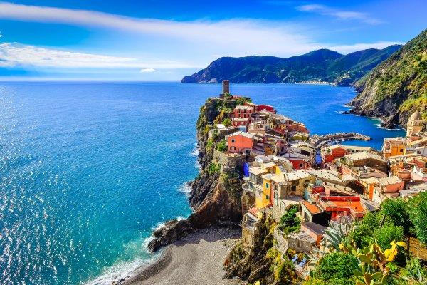 Perly Talianska: Cinque Terre, Florencia a Pisa