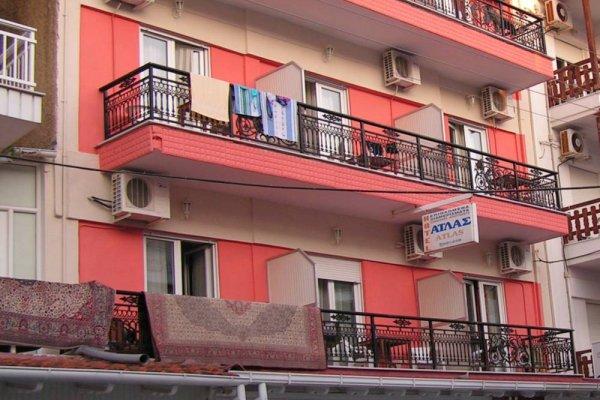 Hotel Atlas, Paralia