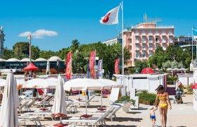 Hotel Milton Rimini recenzie