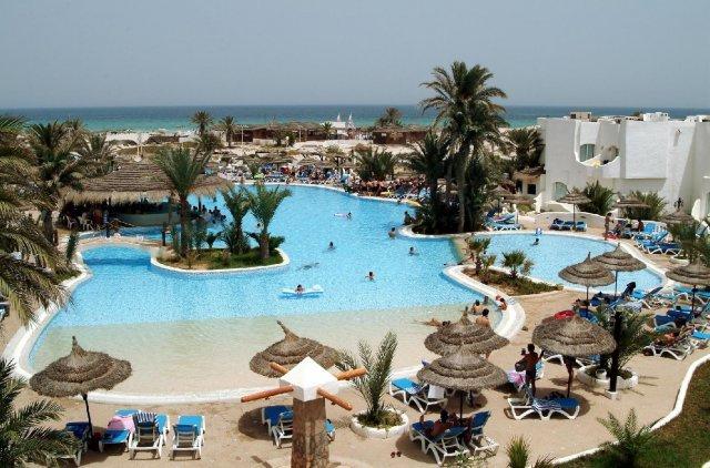 Hotel Fiesta Beach Djerba