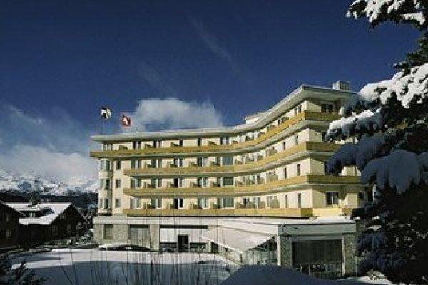 Schweizerhof Pontresina