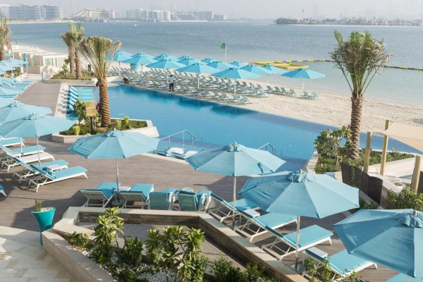 Dubaj: The Retreat Palm by Sofitel 5*