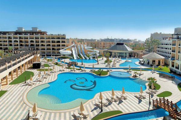 Egypt: Steigenberger Aqua Magic 5*