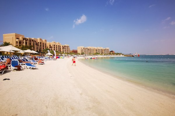 Ras al Khaimah: DoubleTree by Hilton Resort Marjan Island 5* s Emirates