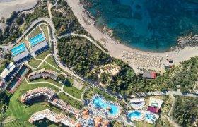 Rodos Princess Beach Hotel recenzie