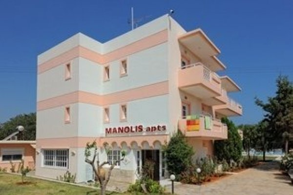 Manolis Apartments