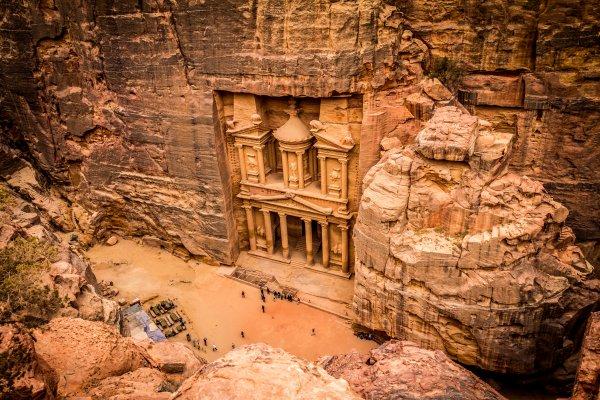 Jordánsko: Najväčšie poklady kráľovstva