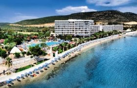 Tusan Beach Resort recenzie