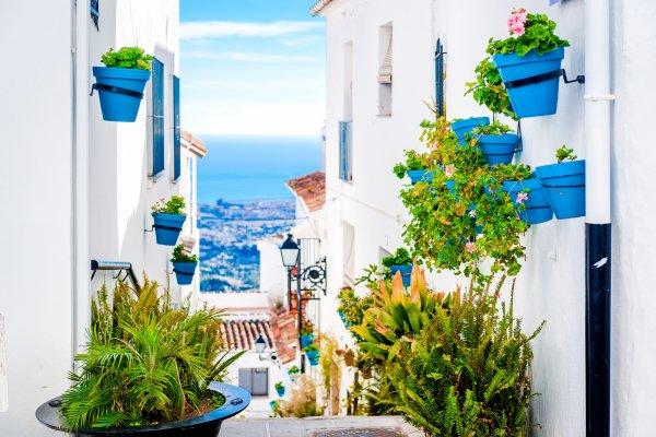 Veľký okruh Andalúziou, Gibraltár a Maroko