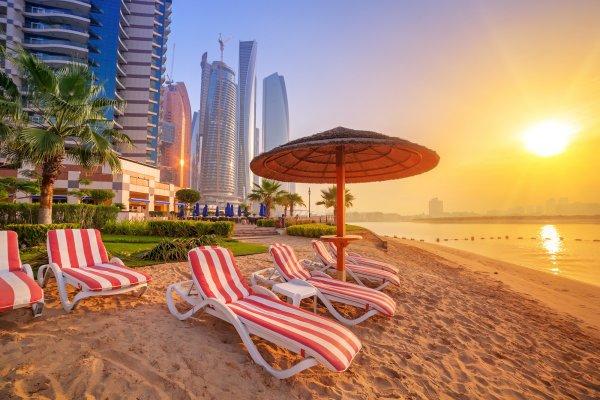 Dubaj: Amwaj Rotana 5* s Emirates (slovenský delegát)