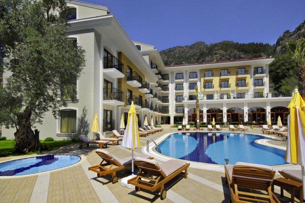 Meril Boutique Hotel & Spa