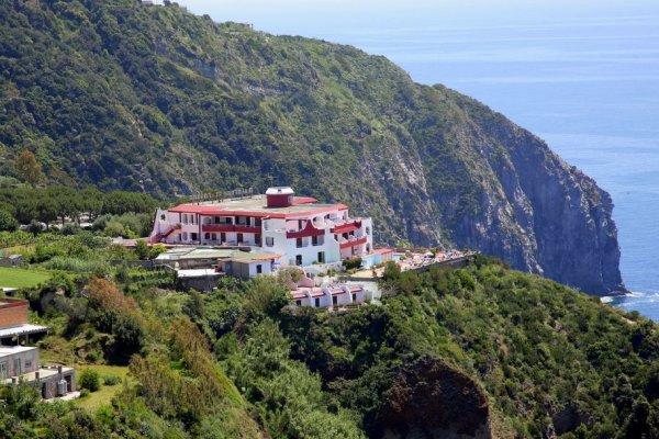Ischia: San Leonard Hotel 4*