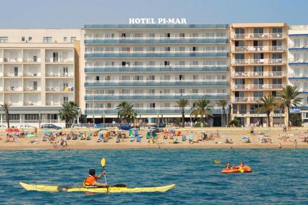 Španielsko - Costa Brava: Pimar Blanes 3*