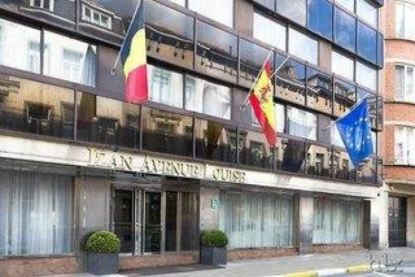Hotel Avenue Louise Brussels Trademark Collection