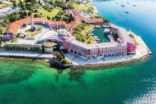 Hoteli Bernardin - Hotel Histrion
