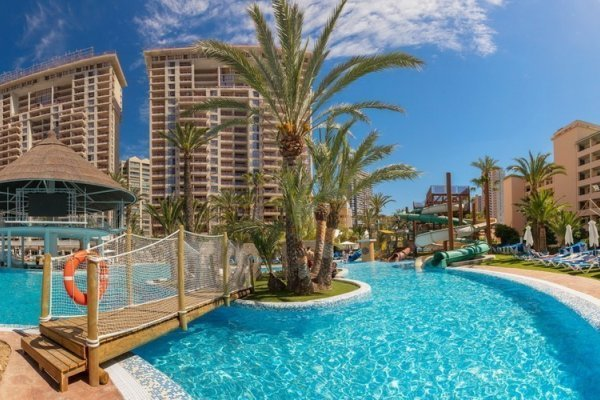 Španielsko, Costa Blanca: Magic Tropical Splash 3* z Viedne