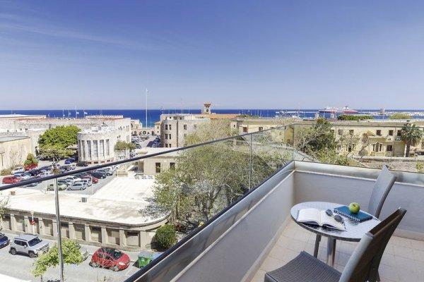 Best Western Plus Hotel Plaza Rhodes